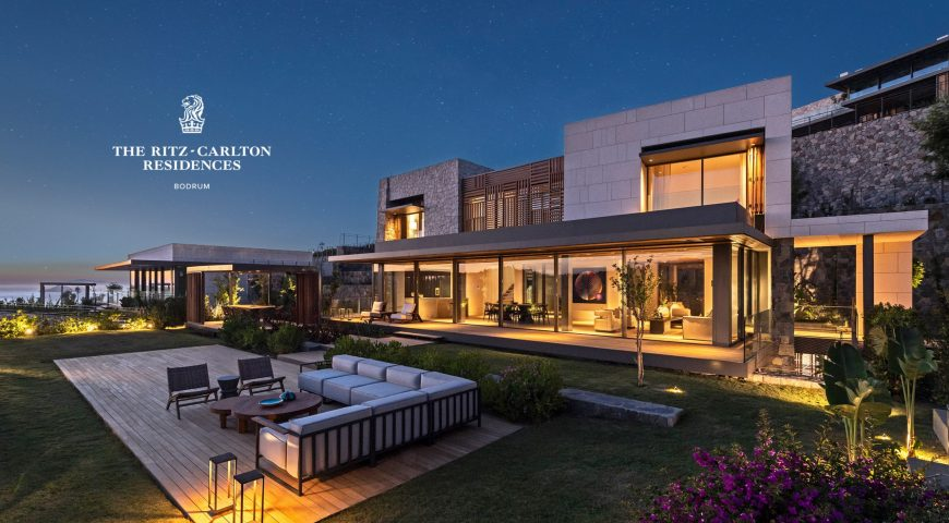 Epique Island got branded as The Ritz-Carlton Residences, Bodrum
